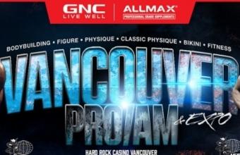Натан ДеАша против Хади Чупана на Vancouver ProAm 2019