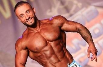 Станислав Корчинский - победитель IFBB Diamond Cup Poland 2018