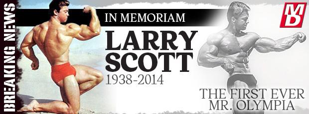 Очерк о жизни знаменитого Ларри Скотта