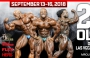 Промоушен видео Mister Olympia 2018  Joe Weiders Fitness and Performance Weekend