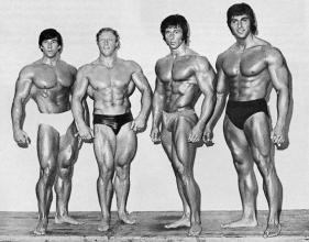 Тони Еммот Мистер Олимпия 1978