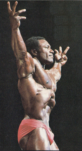 Ли Хейни, Lee Haney на турнире Мистер Олимпия 1983