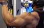 Cedric McMillan Full Back Workout HQ Gym