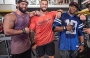 Shawn Flexatron Rhoden Back Workout Chris Bumstead, Stanimal, and Psyco Fitness
