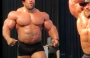 Roelly Winklaar looking INSANE at guest posing 7 weeks out