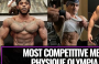 MR OLYMPIA 2018 CLASSIC  MENs PHYSIQUE all competitors update