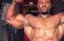 William Bonac is ready for the 2018 Olympia