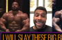 NATHAN DE ASHA roasts CAMEL CREW and vows to be top 5 at MR OLYMPIA 2018