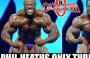 William Bonac The Only Real Threat To Phil Heath?! (Posing Practice)