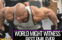 PHIL HEATH looks in control of everything 4 weeks out of MR OLYMPIA 2018 - DENNIS JAMES