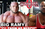 "BIG RAMY - ""ITS WAR PHIL!"" (Mr Olympia 2018 Update)"