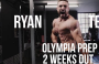 RYAN TERRY 2018 OLYMPIA PREP SERIES EPISODE 5