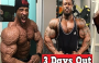 Mr Olympia 2019 Update - 3 Days OUT