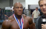 Видео интервью с Phil Heath после Мистер Олимпии 2010