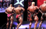 Open Men First Callout At The 2012 IFBB EVLS Prague Pro