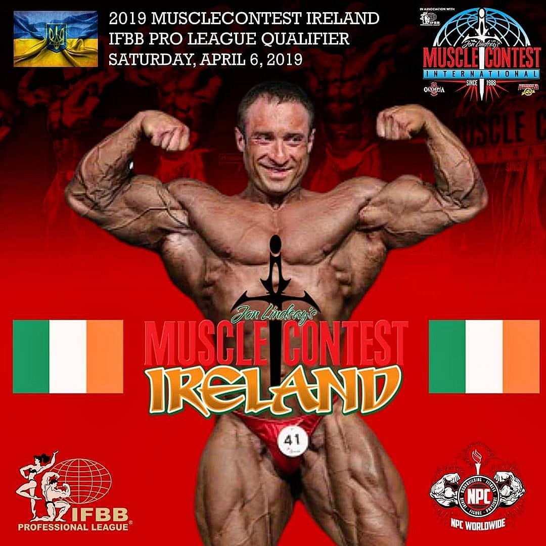 Musclecontest Ireland 2019