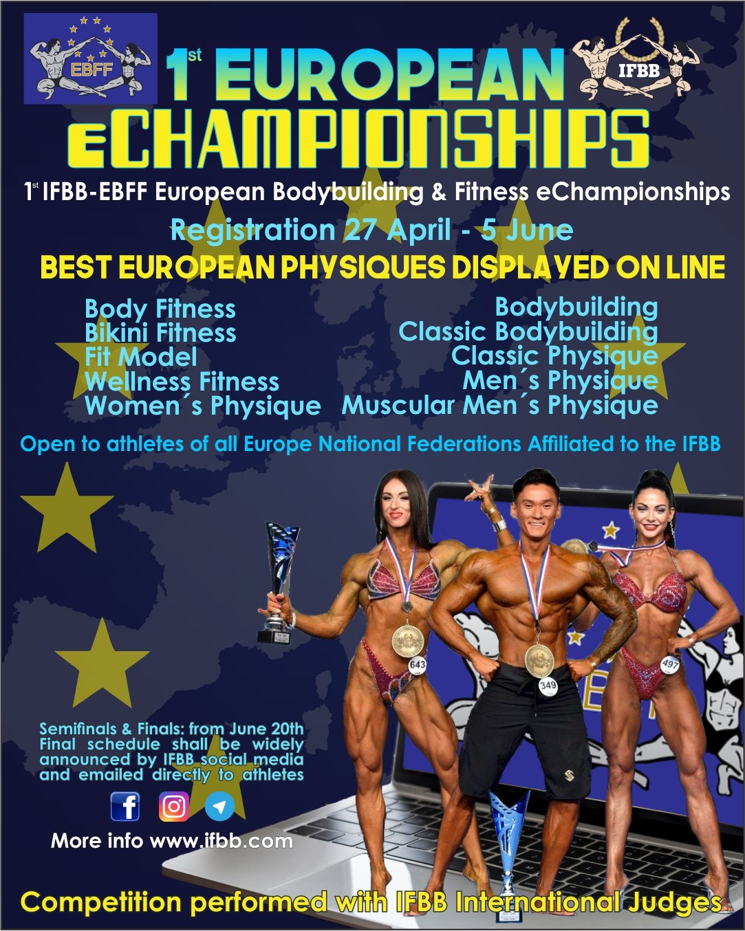 official Inspection Report eChampionships IFBB