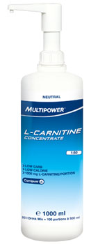 L-Carnitine Concentrate от Multipower