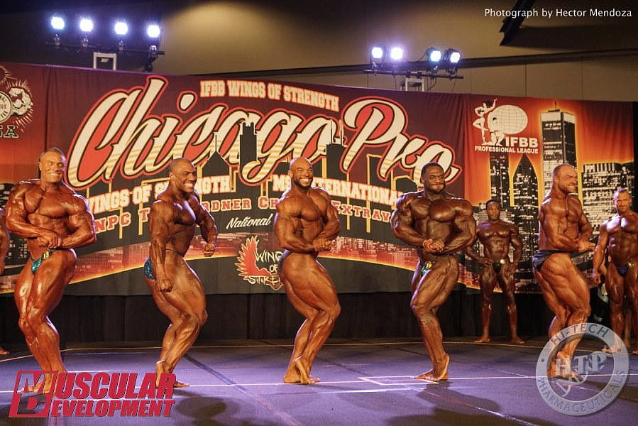Wings of Strength Chicago Pro 2018