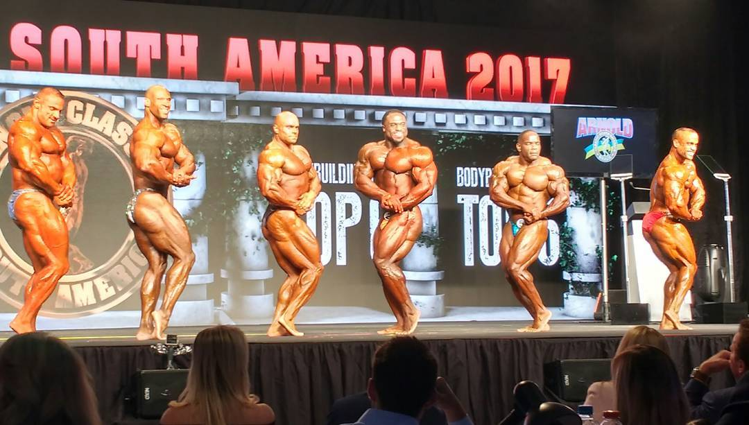 2017 Arnold Classic South America