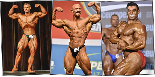 IFBB Elite Professionals