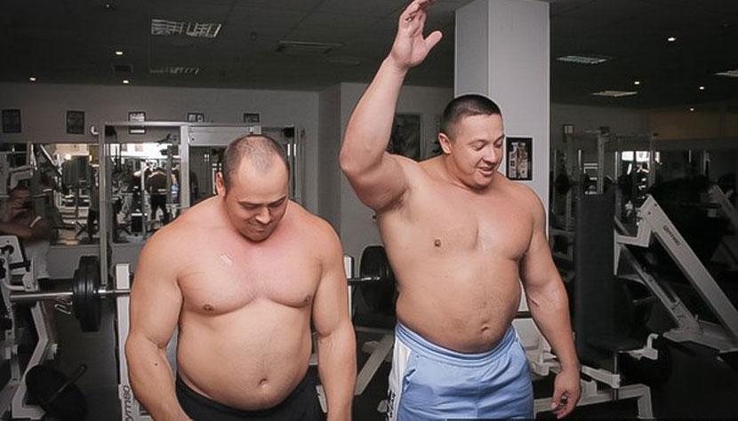 Упражнения похудения груди эндоморфу