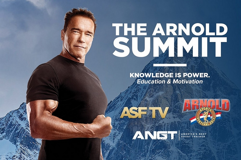 Arnold Sports Festival  2017