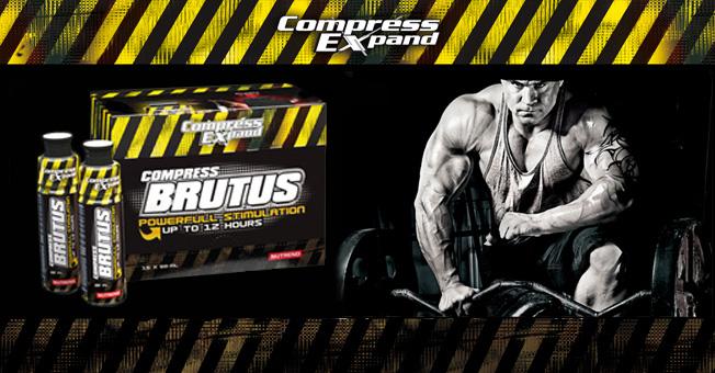 Nutrend Compress Brutus