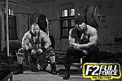 F2 Full Force Nutrition Whey Protein Force