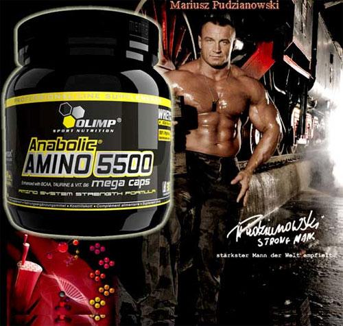 Olimp Labs Anabolic Amino 5500