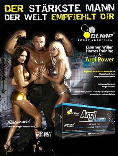 Olimp Labs Argi Power 1500
