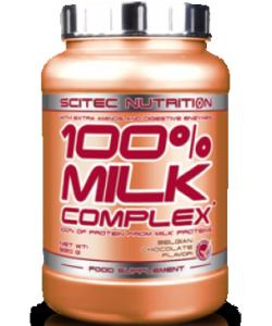 Scitec Nutrition 100% Milk Complex (920 грамм, 30 порций)