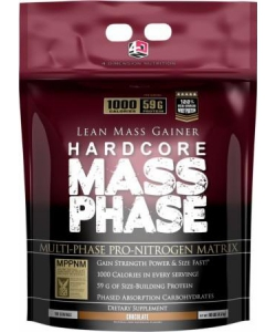 4 Dimension Nutrition Hardcore Mass Phase (4540 грамм)