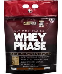 4 Dimension Nutrition Whey Phase (4540 грамм)