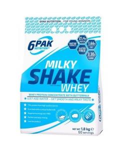 6PAK Nutrition Milky Shake Whey (1800 грамм, 60 порций)
