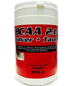 Activevites BCAA 2:1:1 Pulver + Taurin (400 грамм, 30 порций)
