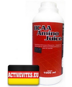 Activevites BCAA Amino Juice (1000 мл, 25 порций)