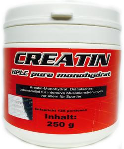 Activevites Creatin monohydrat (250 грамм, 50 порций)