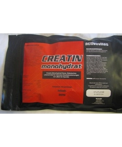 Activevites Creatin monohydrat (300 грамм, 60 порций)