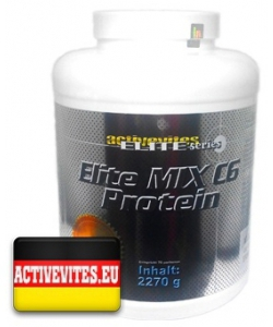 Activevites Elite Mix C6 Protein (2270 грамм)