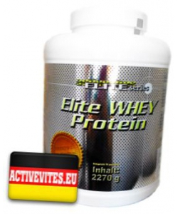 Activevites Elite Whey Protein (2270 грамм)