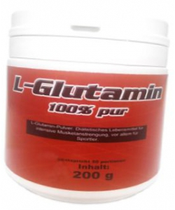 Activevites L-Glutamin 100% pur (200 грамм)