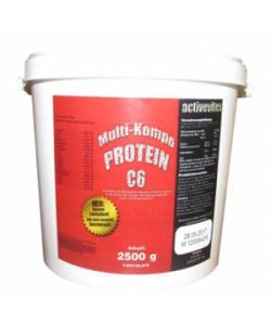 Activevites Multi-Kompo Protein C6 (2500 грамм)