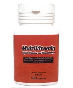 Activevites MultiVitamin (100 таблеток, 100 порций)