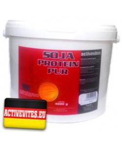 Activevites Soja Protein Pur (4000 грамм, 160 порций)