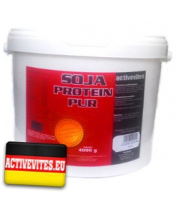 Activevites Soja Protein Pur (2500 грамм, 100 порций)