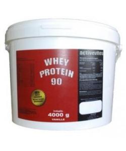 Activevites Whey Protein 90 (4000 грамм)