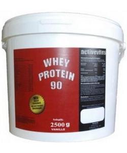 Activevites Whey Protein 90 (2500 грамм)