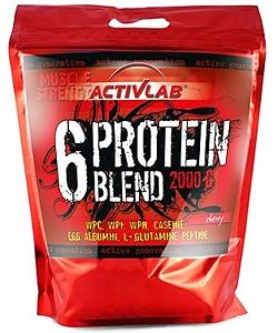 ActivLab 6 Protein Blend (2000 грамм)