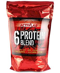 ActivLab 6 Protein Blend (750 грамм)